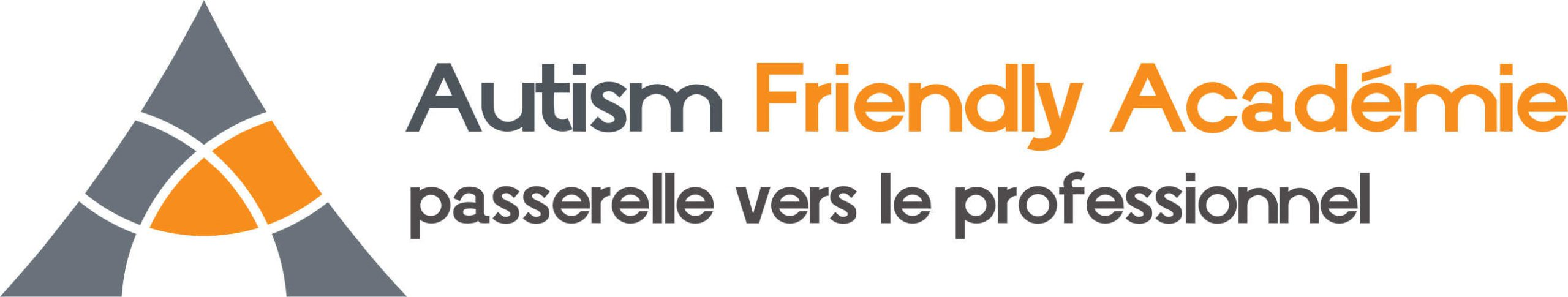 logo autism friendly académie