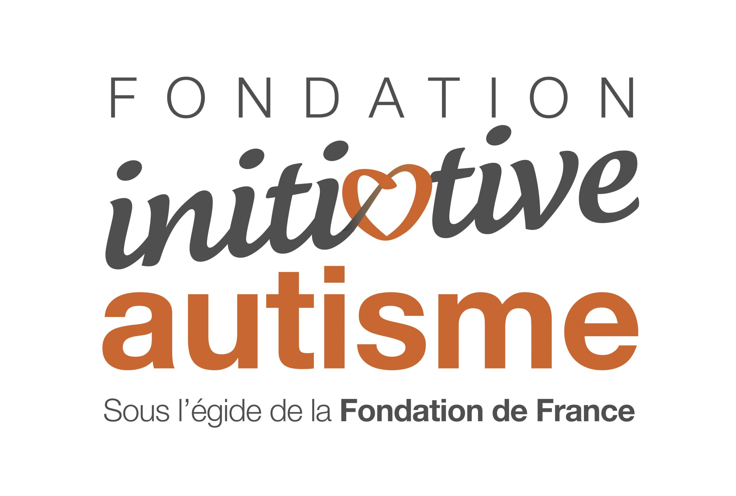 logo fondation initiative autisme