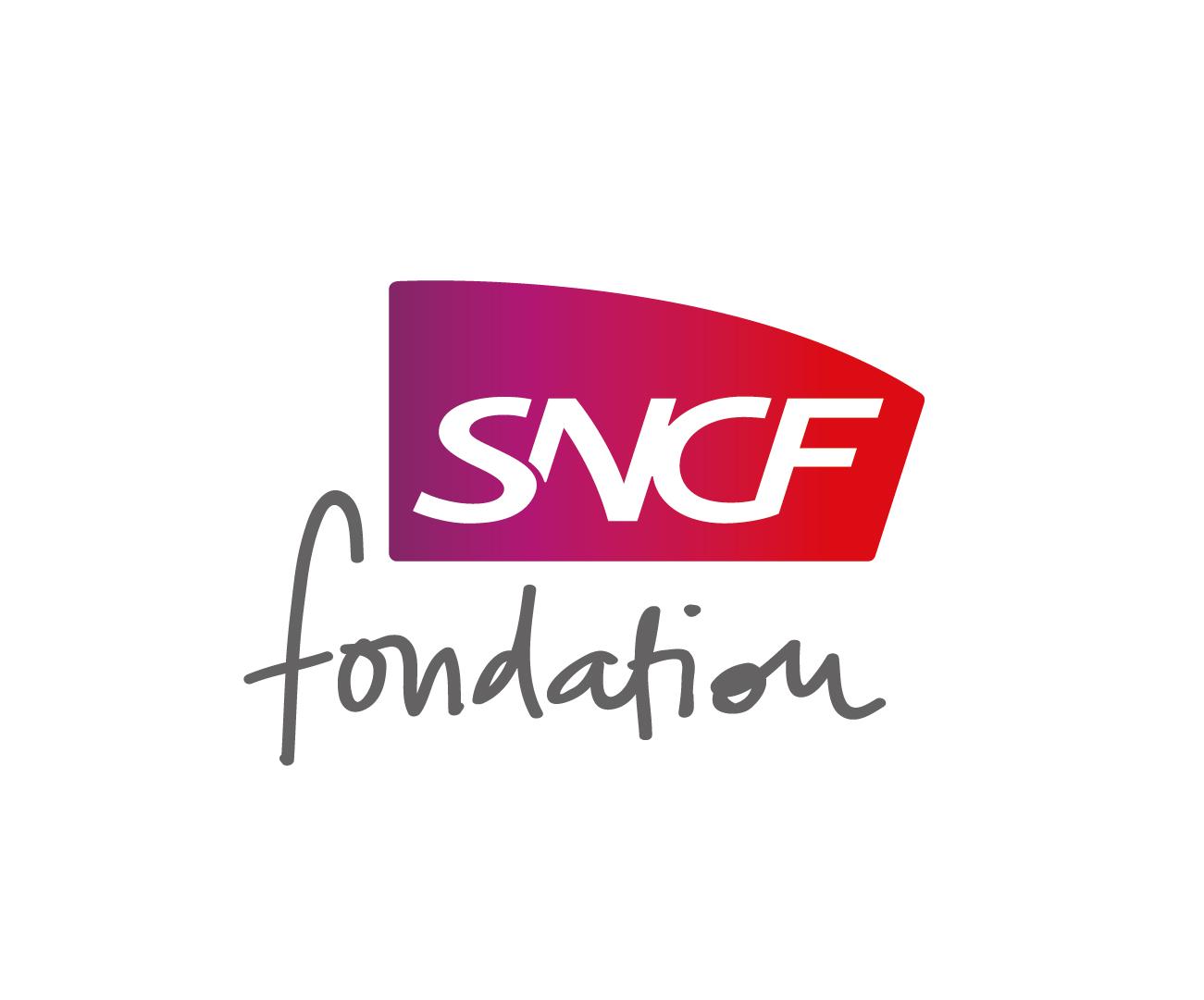 logo sncf fondation